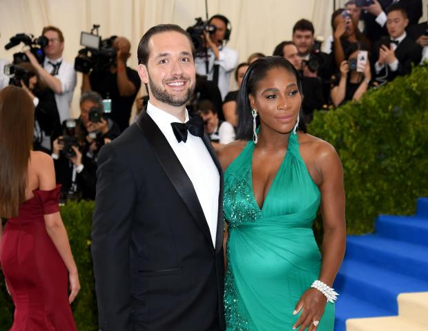 serena and fiance