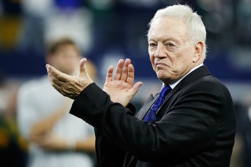jerry jones 2