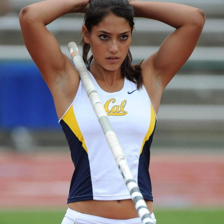 Allison Stokke Latest Photogallery ~ Celebrity Gossip