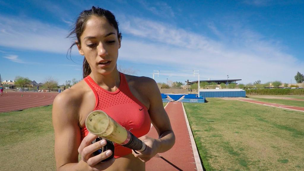 Watch Allison Stokke video
