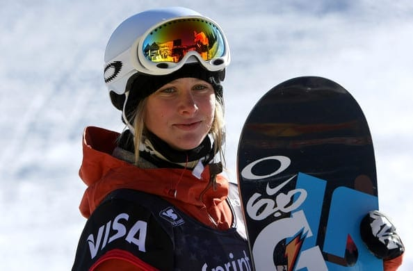 Top U S Snowboarding Olympic Female Athletes In Real Life