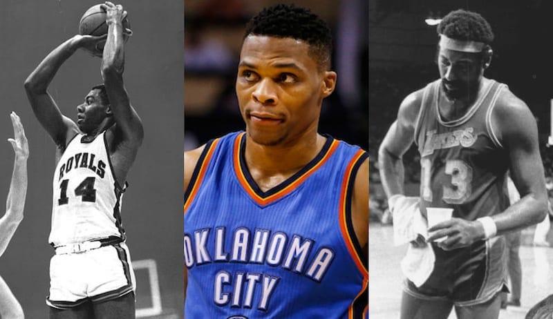 Russell Westbrook is a triple double machine, but where does he