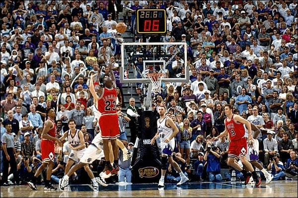 michael jordan utah game winner