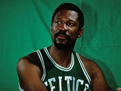 Bill Russell Rings On Fingers