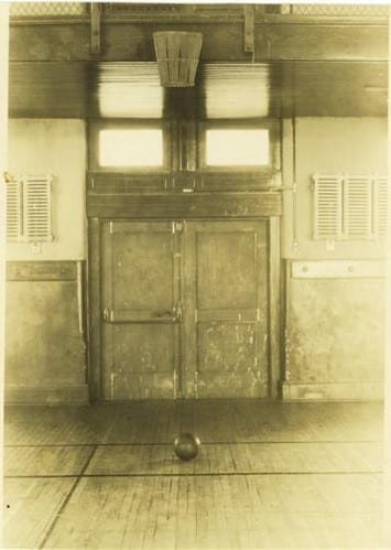 original basketball court