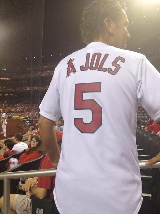 1fed66aa7 The 30 best and funniest customized jerseys - Sports Retriever