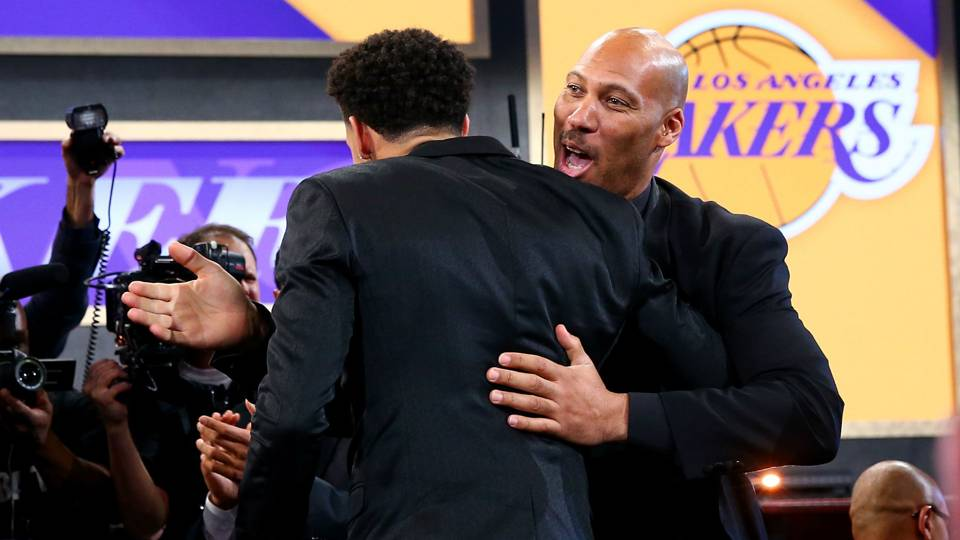 lavar and lonzo