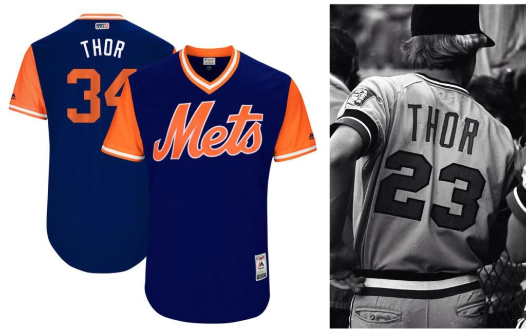 Mets Players Weekend