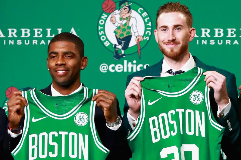 kyrie boston