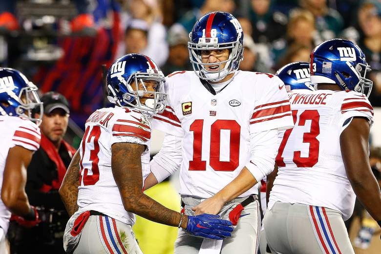 Odell and Eli