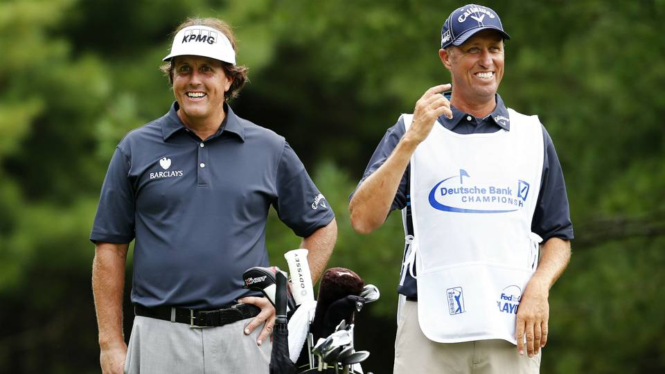 Mickelson and Mackay