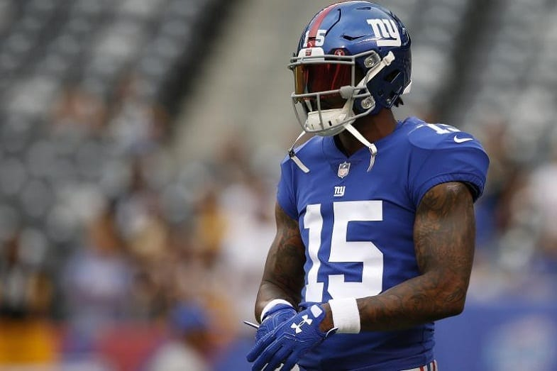 Brandon Marshall NY Giants