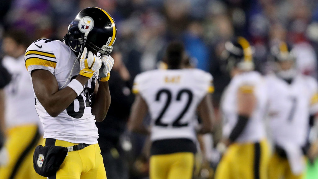 Should Antonio Brown fans be worried about the dreaded