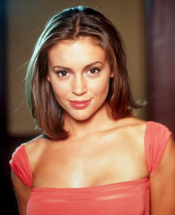 How Alyssa Milano 'charmed' her way into our hearts - Sports
