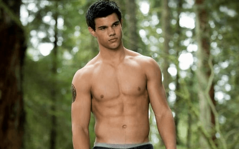 Taylor Lautner's road from darkness to Twilight - Sports ...