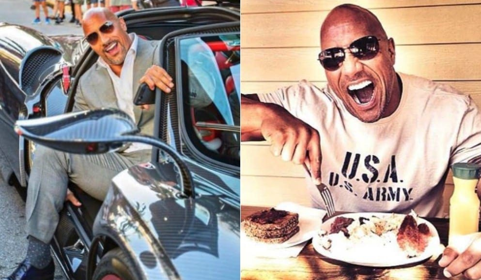 This Is How Dwayne The Rock Johnson Spends His Millions