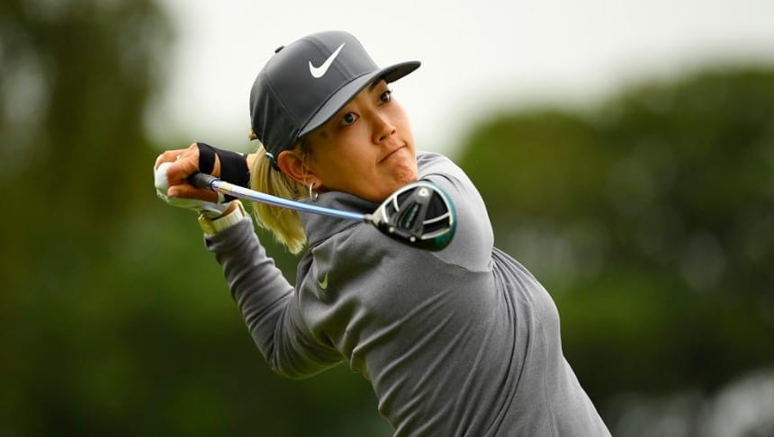 buy popular 60e0a e76bb How Michelle Wie became golf s biggest attraction