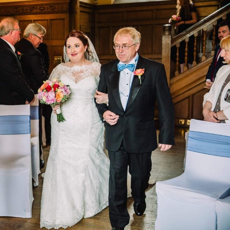 This stepdad refused to pay for his stepdaughter's wedding